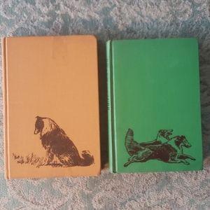 Vintage: Lad a Dog books